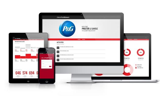 Client FieldSmart Website